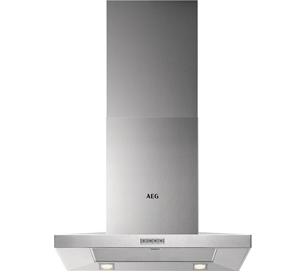 AEG DKB3650M Chimney Cooker Hood - Stainless Steel