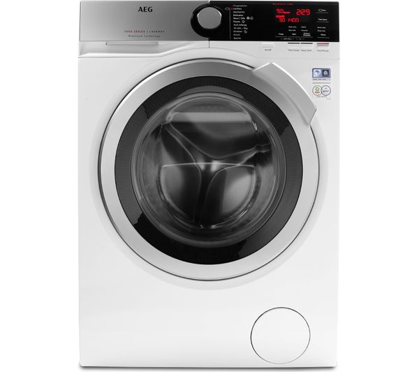 AEG ProSteam L7FEE945R Washing Machine in White