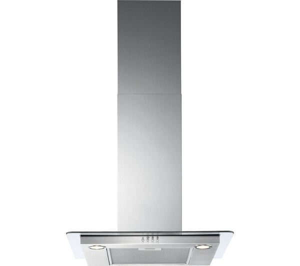 ZANUSSI ZHC6234X Chimney Cooker Hood - Stainless Steel