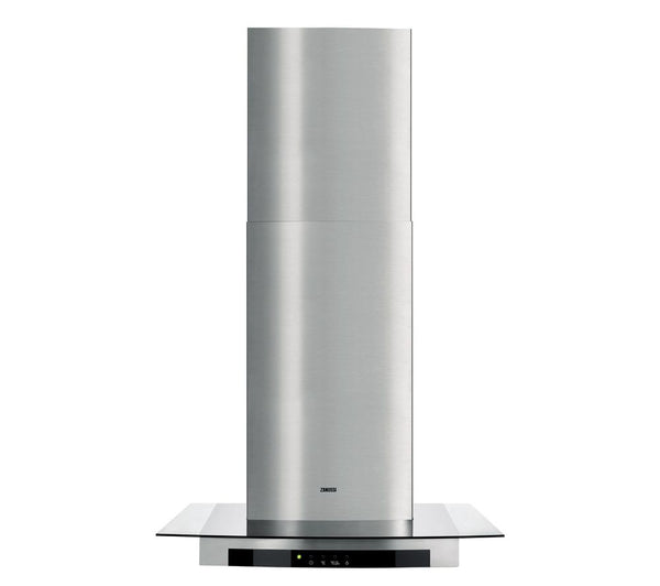 ZANUSSI ZHC66540X Canopy Cooker Hood - Stainless Steel