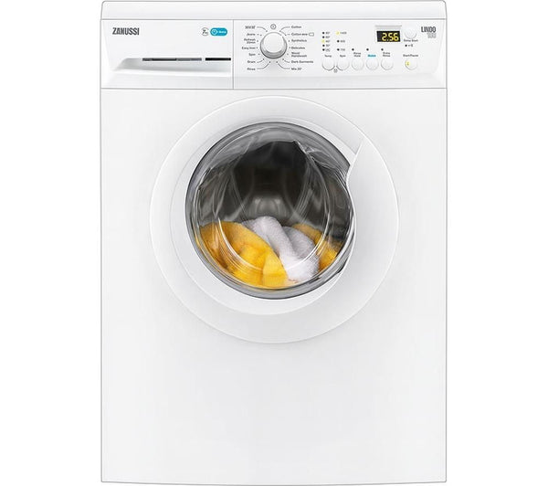 Zanussi ZWF71443W Free Standing Washing Machine in White