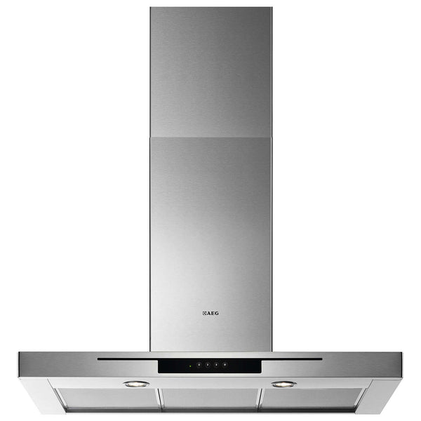 AEG X59143MD0 Chimney Cooker Hood, Stainless Steel