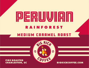 Peruvian (Organic) (Rainforest)