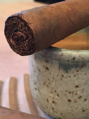 Bourbon Pecan  Infused Cigar