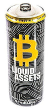 Bitcoin Energy Drink - For Those Who Hustle (12 Pack) 12oz