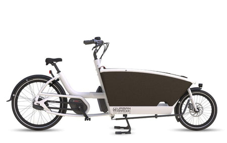 URBAN ARROW: THE TOUGHEST THING IN FAMILY BIKING