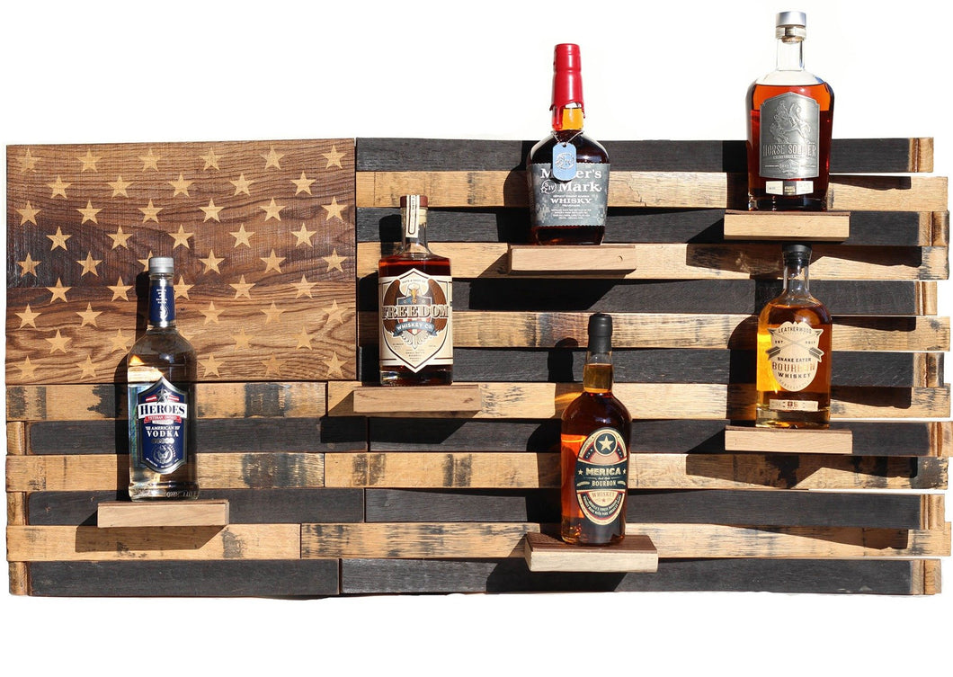 Colonel Bourbon Display