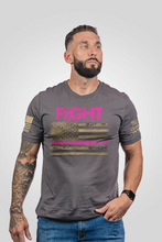 Load image into Gallery viewer, Mens - Breast Cancer Awareness Shirt