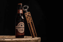Load image into Gallery viewer, The Freedom Bourbon Barrel Bottle Opener