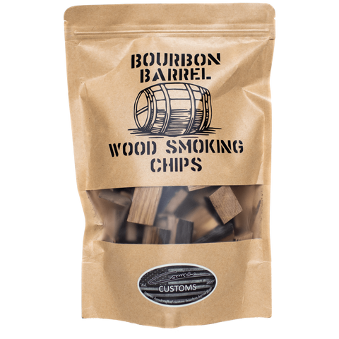 Bourbon Barrel Wood Chips