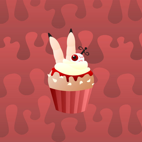 Cannible Cupcake