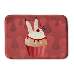 Pair It With The Matching Cannible Cupcake Bath Mat To Complete Your  Bathroomu0027s Look.