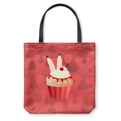Cannible Cupcake Tote Bag