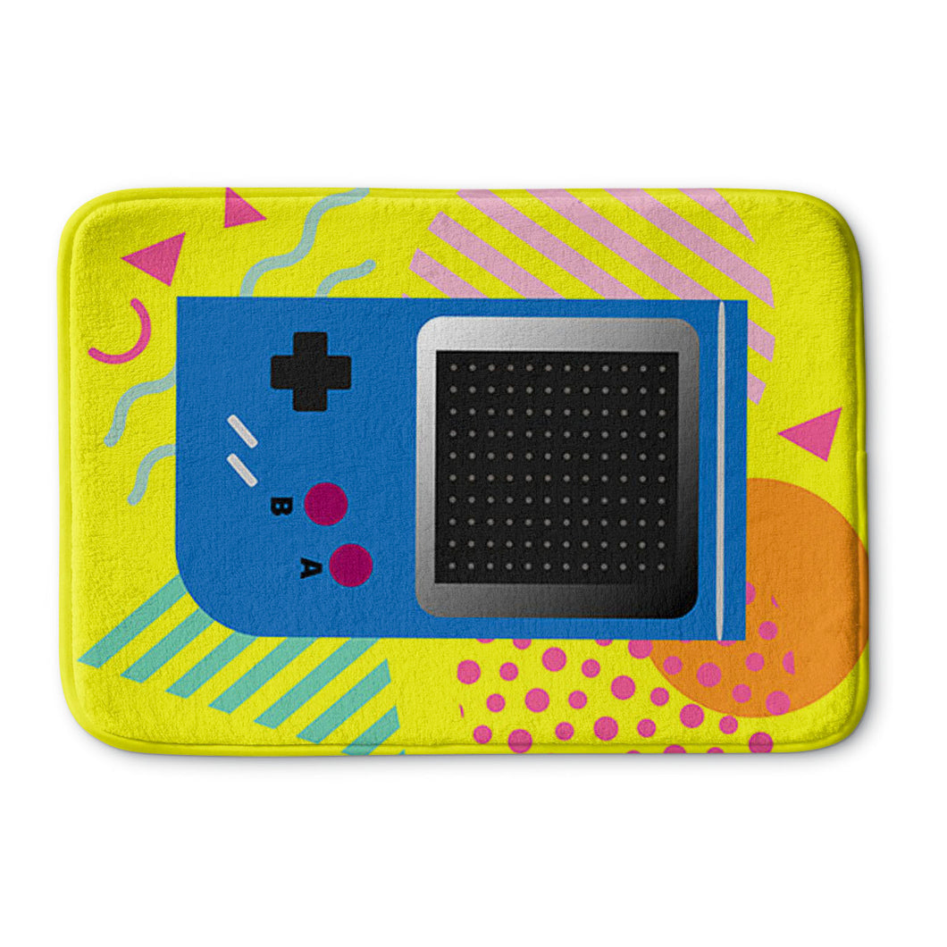 Pocket Gamer Bath Mat