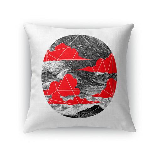 Tempest Throw Pillow