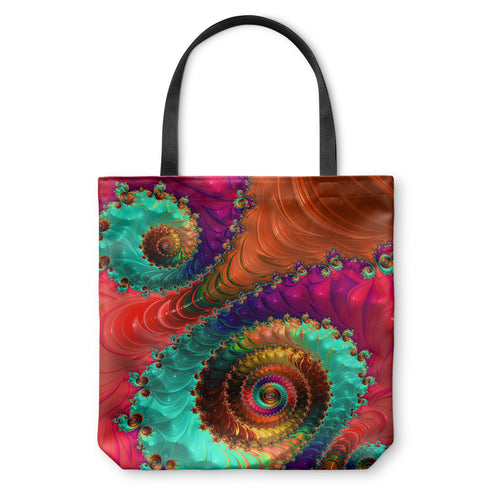 Fractal No. 31 Tote Bag