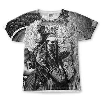 Prophetess All-Over T-Shirt