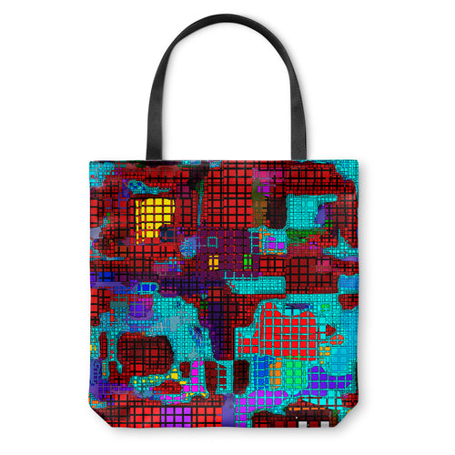 Messing With Rubik Tote Bag