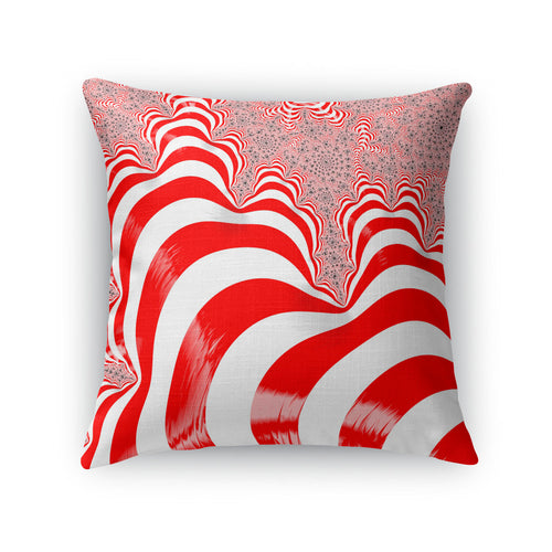Waldo's DNA Throw Pillow