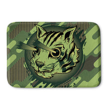Kitty Commando Bath Mat
