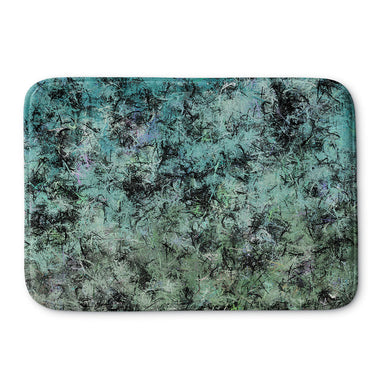 Sea Splatter Bath Mat