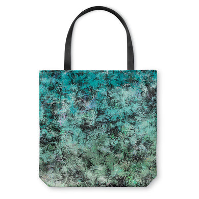 Sea Splatter Tote Bag