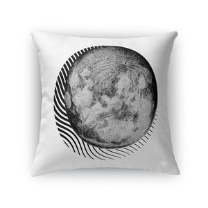 Ekleipsis Throw Pillow
