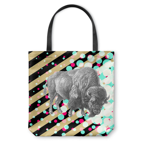 Buffs Black and Gold Tote Bag