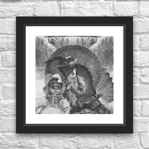 They Smell of Farewell by Julius Garrido Framed Art Print