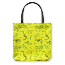 Animal Skeletons Tote Bag