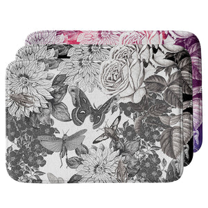 Butterflowers Bath Mat