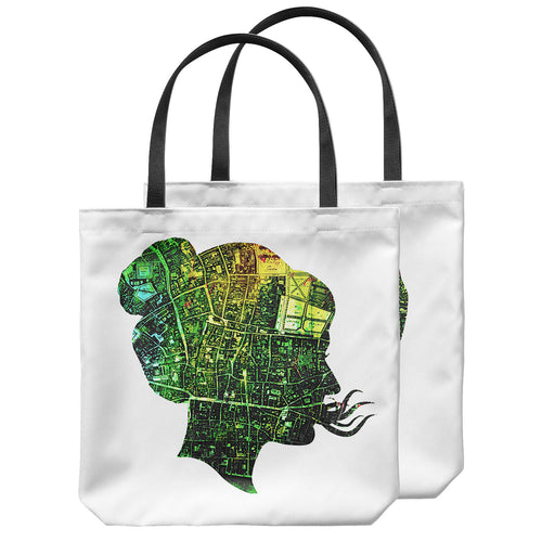 City Squid Tote Bag
