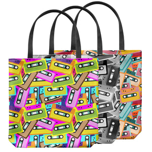 Mixtapes Tote Bag