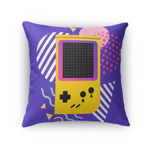 Pocket Gamer Throw Pillow