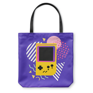 Pocket Gamer Tote Bag