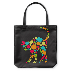 Polkakitty Tote Bag