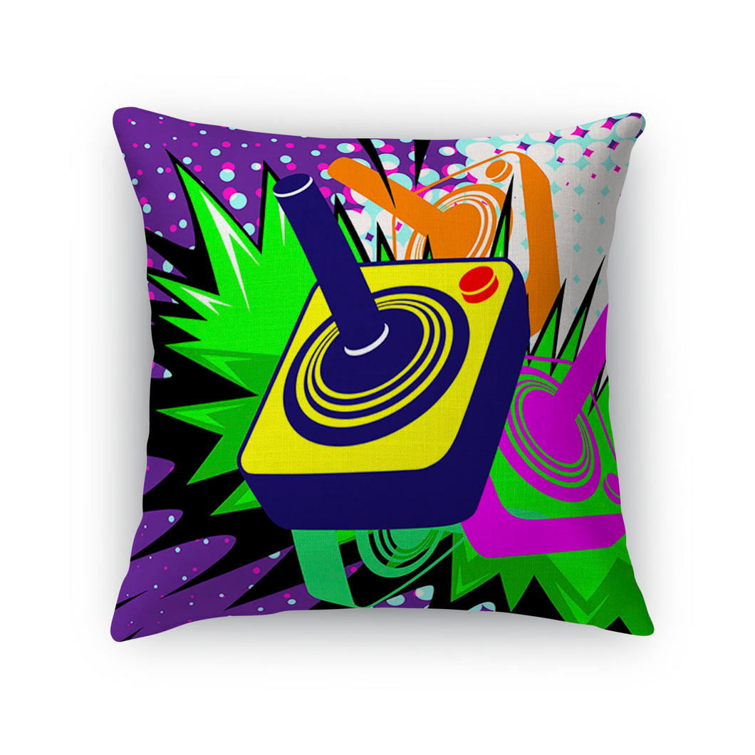 Ready Player 1 Throw Pillow