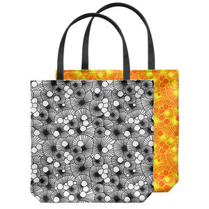 Under the Shrooms Tote Bag