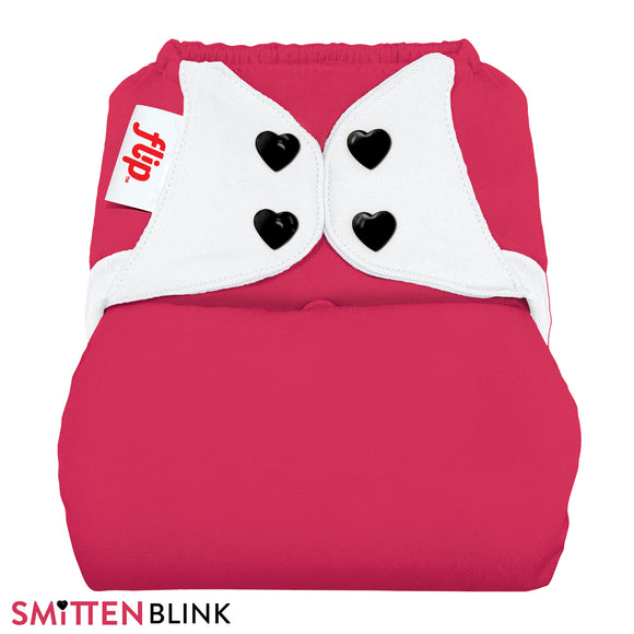 Smitten Flip Cloth Diaper Cover