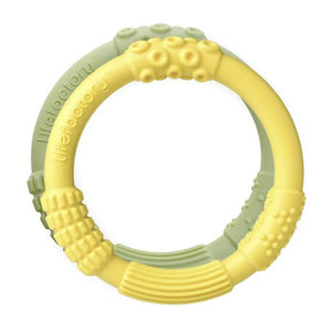 Lifefactory Silicone Teether Dual-Pack