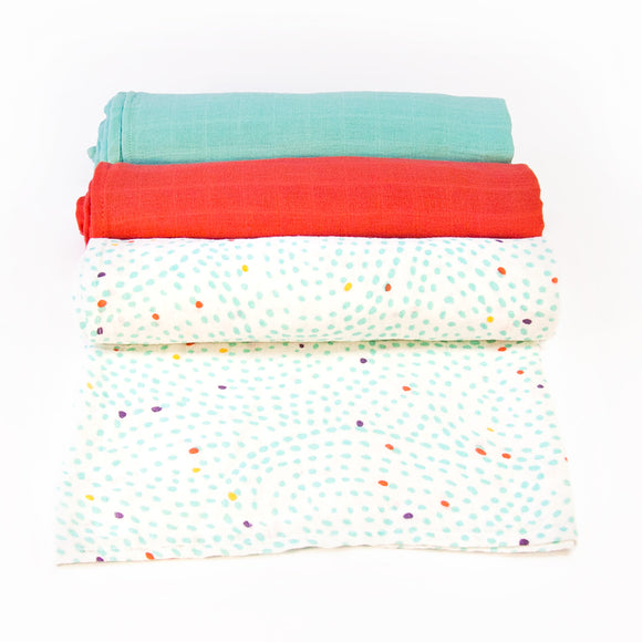 BabyKicks Hemp/Organic Cotton Receiving Blanket [CLONE] [CLONE]