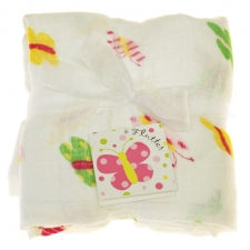 BabyKicks Hemp/Organic Cotton Receiving Blanket [CLONE]