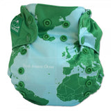 GroVia® Hybrid Diaper Shell - Solids [CLONE]