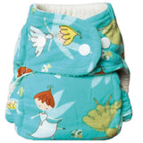 Bummis Flannel Fitted Diaper