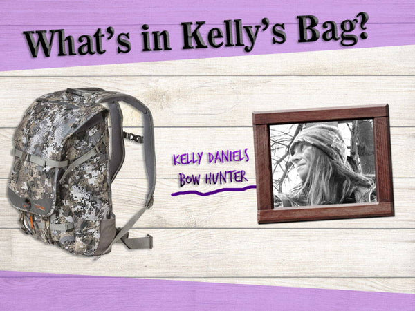 What's In Kelly's Hunting Bag?