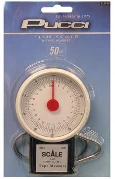P-Line SLD-50 Scale 50Lb Large Dial W/Tape