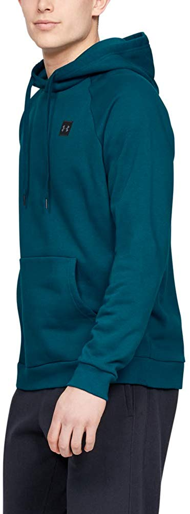 Under Armour Men's Rival Fleece Pullover Hoodie