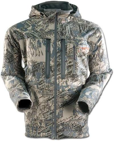 SITKA Gear Men's Jetstream Windstopper Jacket, Optifade