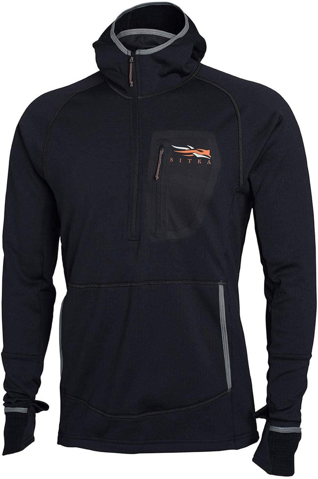 SITKA Men's Comfort Stretch Fleece Fanatic Hoody