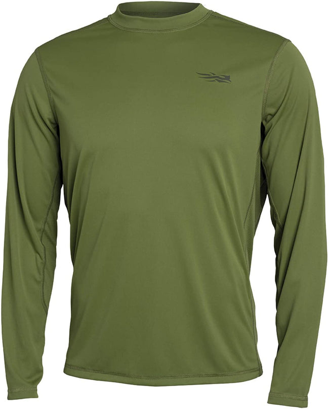 Redline Performance Shirt Long Sleeve Forest XXX Large